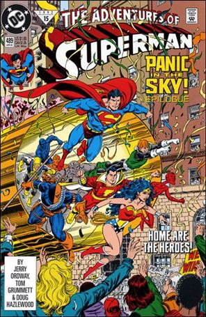 Adventures of Superman (1987) 489-A