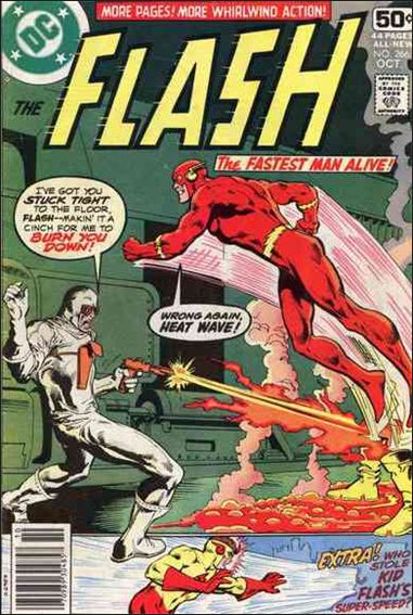 Flash (1959) 266-A by DC