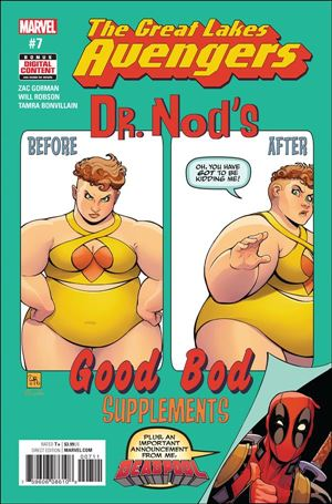 Great Lakes Avengers 7-A
