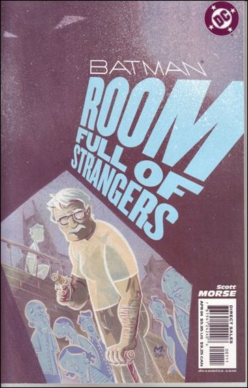 Batman: Room Full of Strangers 1-A by DC