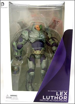 DC New 52: Deluxe & Box Sets Lex Luthor (Deluxe) by DC Collectibles