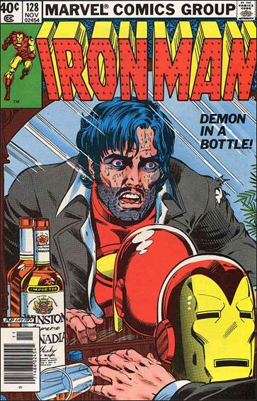 Iron Man (1968) 128-A by Marvel