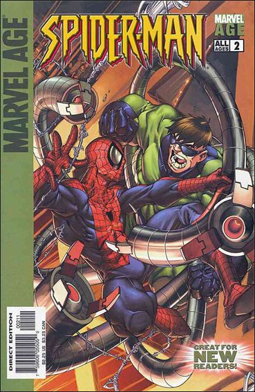 Marvel Age: Spider-Man 2-A by Marvel