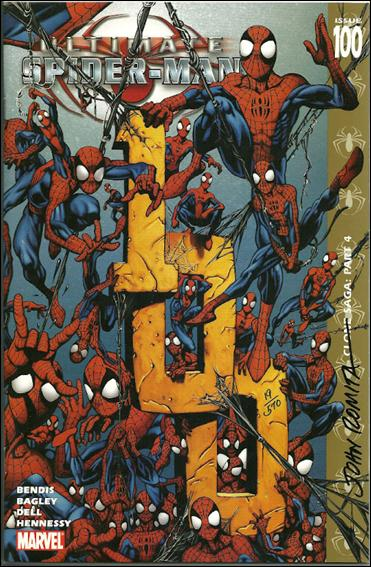 Ultimate Spider-Man (2000) 100-C by Marvel