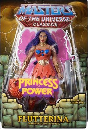 Masters of the Universe Classics Flutterina