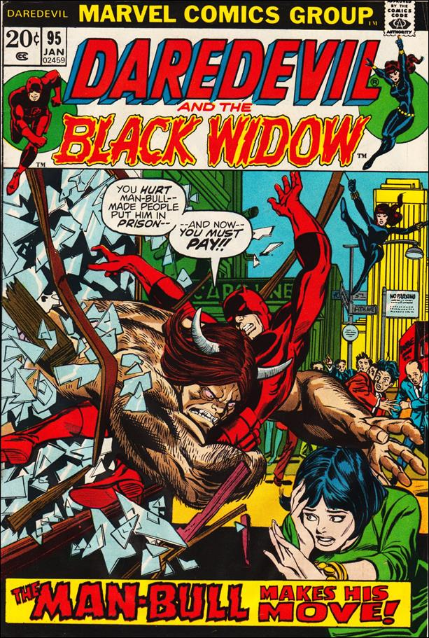 Daredevil (1964) 95-A by Marvel