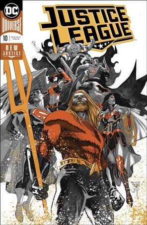Justice League (2018) 10-A