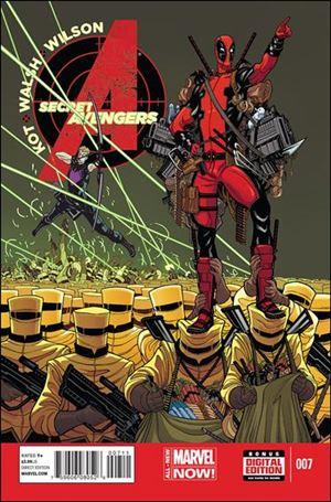 Secret Avengers (2014) 7-A