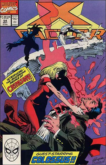 X-Factor (1986) 54-A by Marvel