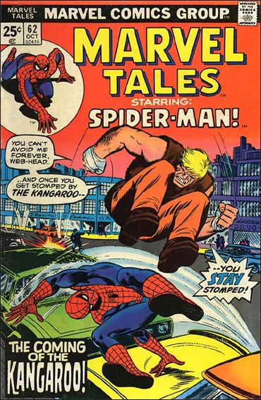 Marvel Tales (1966) 62-A by Marvel
