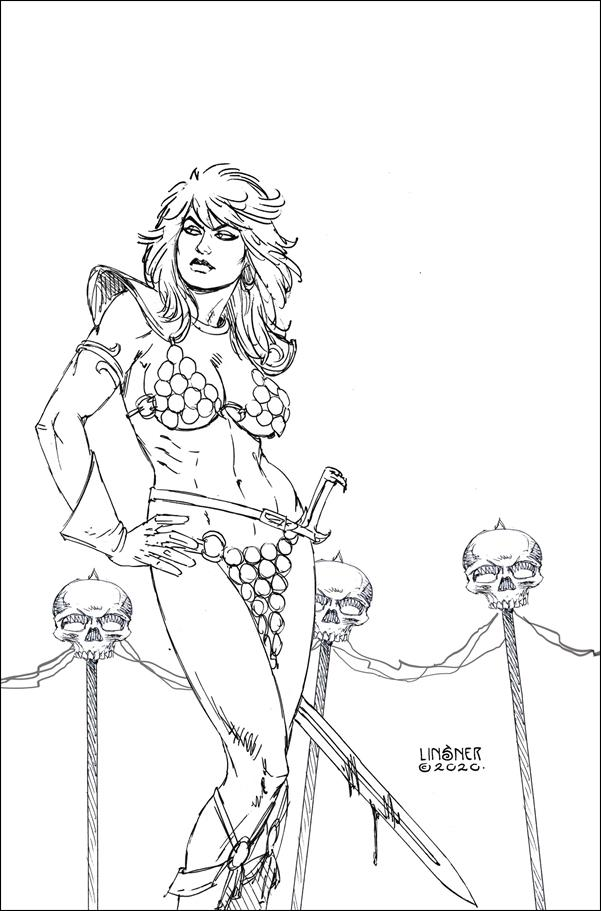 Red Sonja: Price of Blood 3-J by Dynamite Entertainment