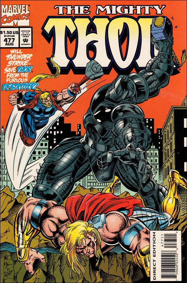 Thor (1966) 477-A by Marvel