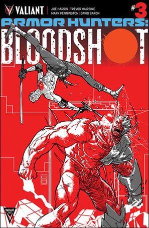 Armor Hunters: Bloodshot 3-B