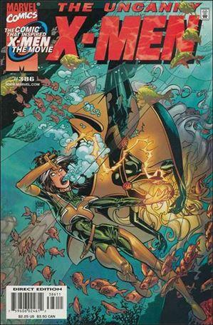 Uncanny X-Men (1981) 386-A