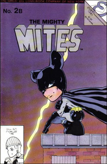 Mighty Mites (1986) 2-A by Eternity