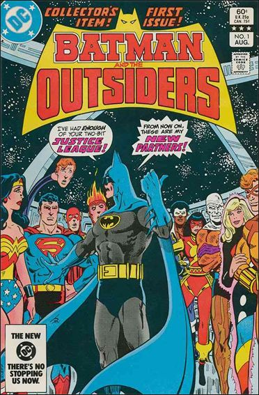 Batman and the Outsiders (1983) 1-A by DC