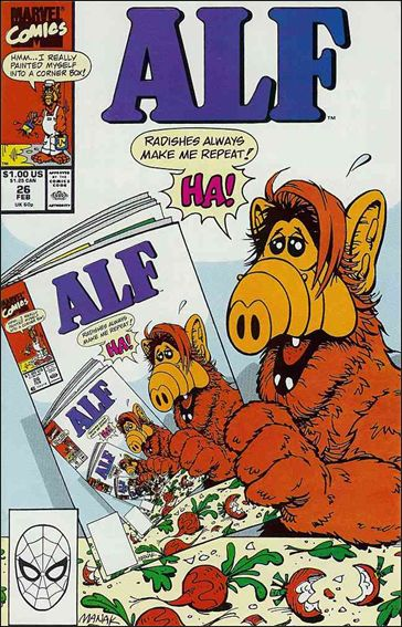 Alf 26-A by Marvel