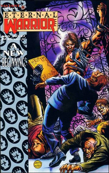 Eternal Warrior (1992) 27-A by Valiant