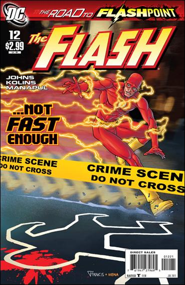 Flash (2010) 12-B by DC