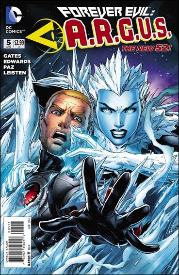 Forever Evil: A.R.G.U.S. 5-A by DC