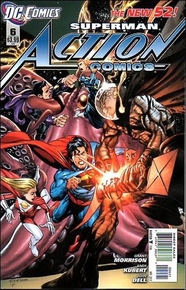 Action Comics (2011) 6-D by DC
