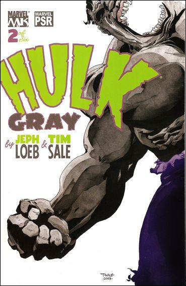 Hulk: Gray 2-A by Marvel