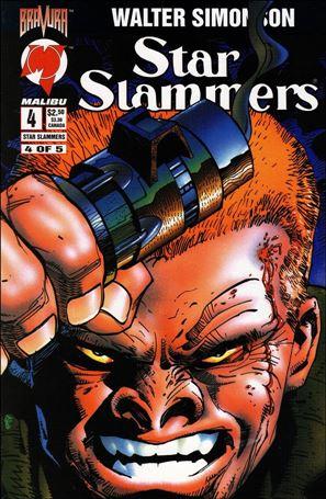 Star Slammers (1994) 4-A