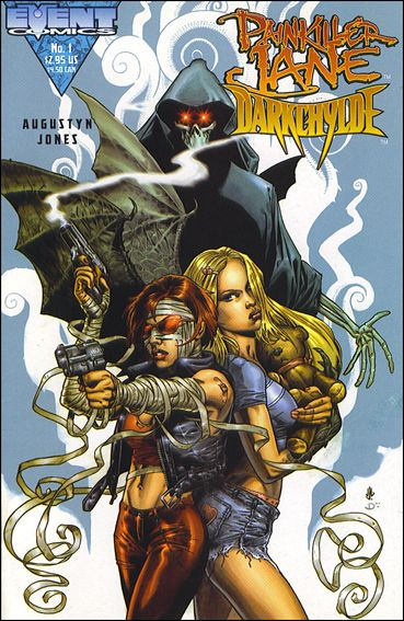 Painkiller Jane/Darkchylde 1-A by Event Comics