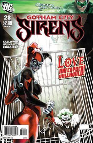 Gotham City Sirens 23-A