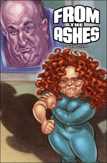 From the Ashes 6-A by IDW