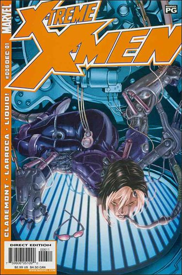 X-Treme X-Men (2001) 6-A by Marvel