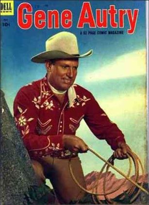 Gene Autry Comics (1946) 75-A