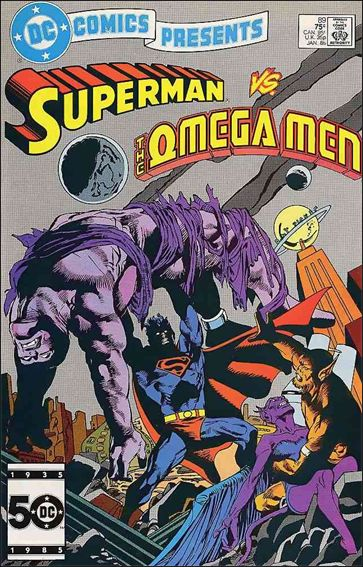 DC Comics Presents 89-A by DC