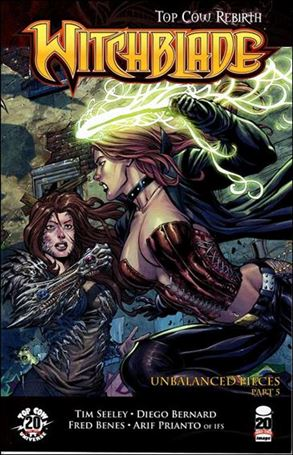 Witchblade 155-B