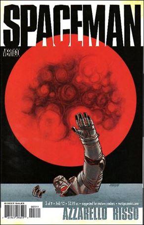 Spaceman (2011) 3-A