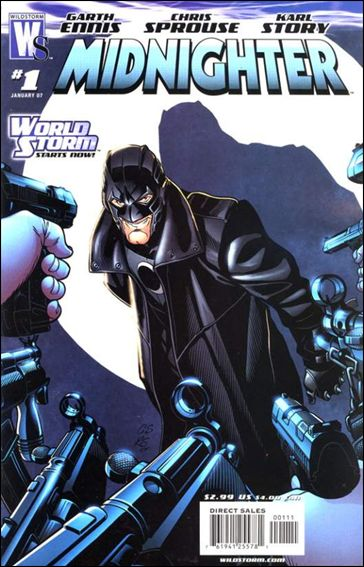 Midnighter (2007) 1-A by WildStorm