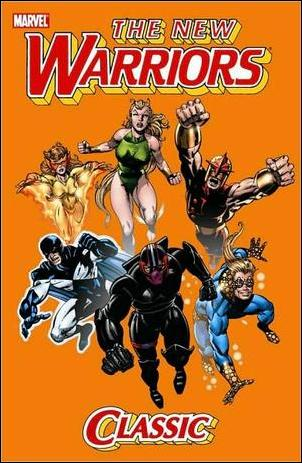 New Warriors Classic 1-A by Marvel