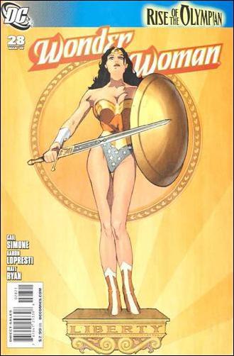 Wonder Woman (2006) 28-B by DC