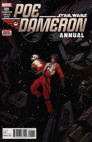Poe Dameron Annual 1-A