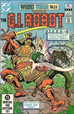 Weird War Tales (1971) 113-A