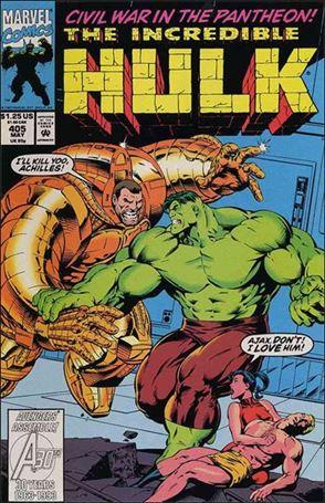 Incredible Hulk (1968) 405-A