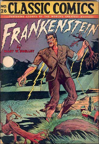 Classic Comics/Classics Illustrated 26-D by Gilberton