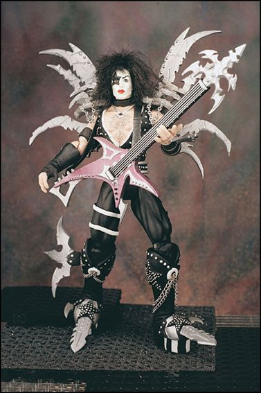 Kiss (Series 1) Paul Stanley by McFarlane Toys