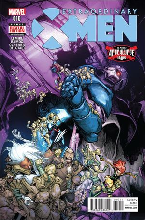 Extraordinary X-Men 10-A