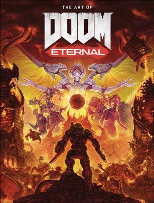 Art of Doom Eternal 1-A