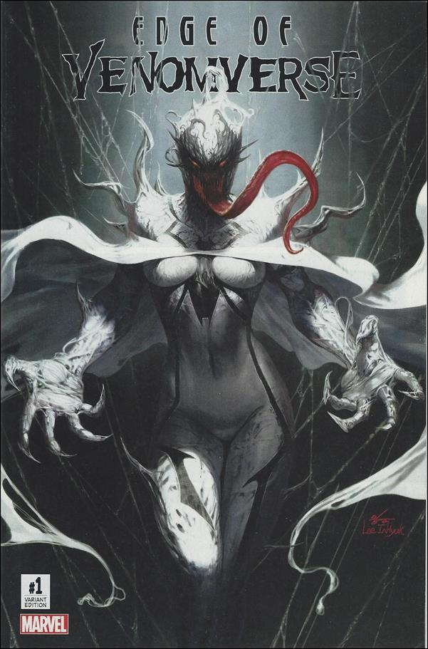 Edge of Venomverse 1-O by Marvel