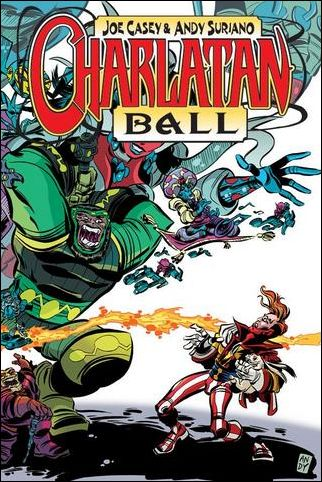 Charlatan Ball 1-A by Image