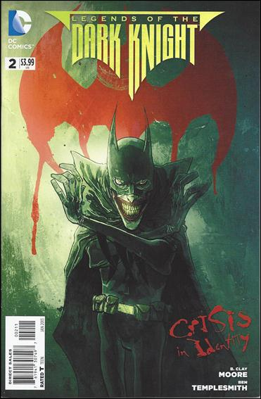 Legends of the Dark Knight 2-A by DC