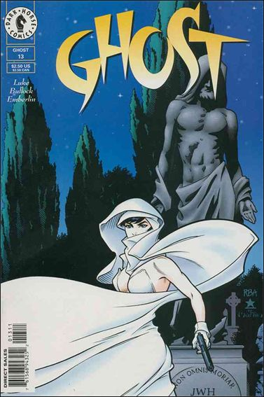 Ghost (1995) 13-A by Dark Horse