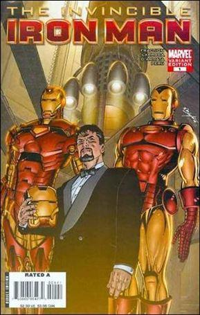 Invincible Iron Man (2008) 1-E